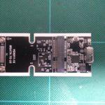 AliExpressで購入した商品が届いたので、配送期間を発表! 【mSATA SSD USB3.0変換アダプタ編】