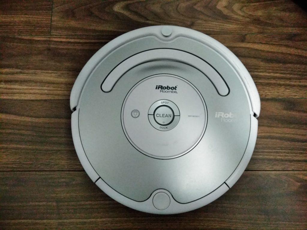 【Roomba500シリーズ】ルンバの「充電エラー3」を修理した