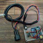 Arduinoを使ってカワサキのバイクから各種情報を取得する!