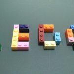 最近のレゴブロック