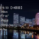 ジョギング記録【その14】